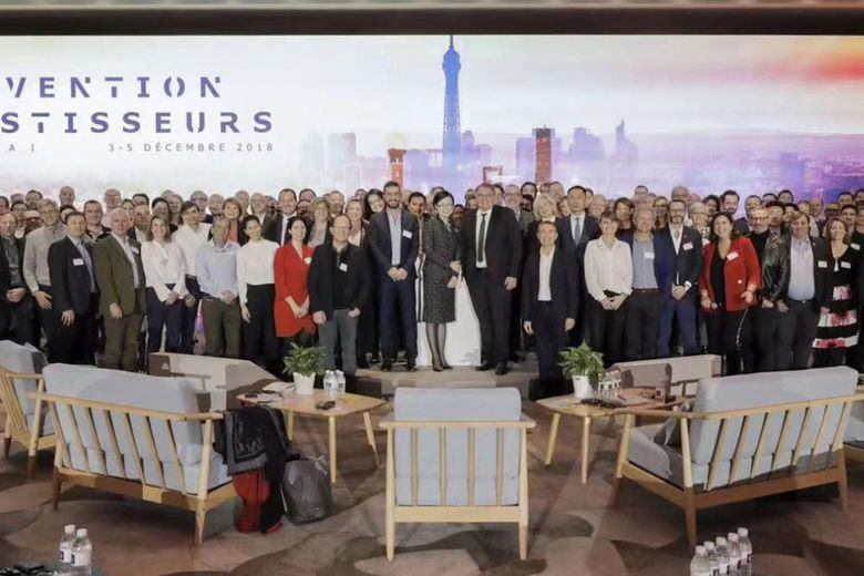 Over 150 french investors attend Louvre Hotels Group annual convention held for the first time in Shanghai