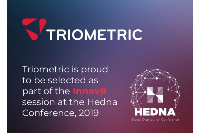 Triometric selected to present at Innov8 and Co-chairing the Analytics Working Group at HEDNA's 2019 Global Distribution Conference in Los Angeles.