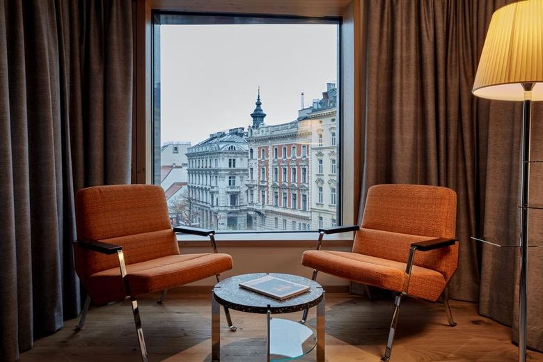 DAS Triest, A Design Hotel