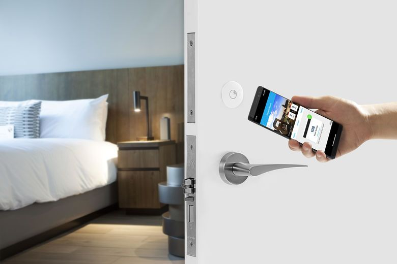 SACO- The Serviced Apartment Company Collaborate with ASSA ABLOY Global Solutions and KeezApp to Implement Advanced Mobile Access Functionality