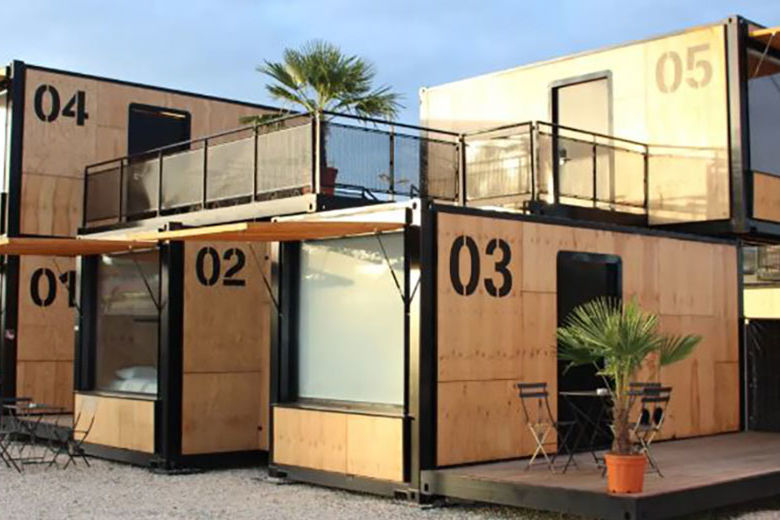 Forget Glamping, These Pop-Up Hotel Rooms Are The New Rough Luxury