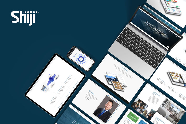 Shiji Group Launches New International Website to Cater for Group's Growth