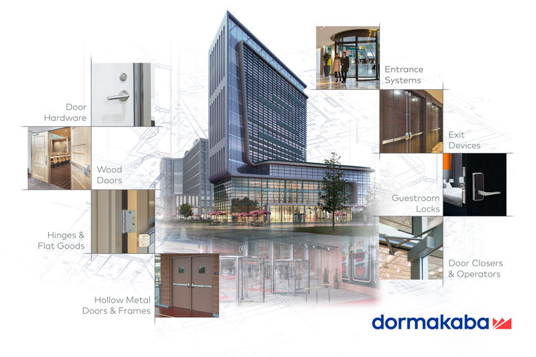 AAHOACON 19: dormakaba Delivers Total Enterprise Solutions and Services for Architects, Designers and Developers