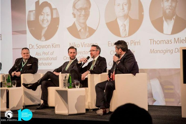 "AETHOS Participates in HR and Talent Management Discussion During EHL's Young Hotelier's Summit: ""Organisational Culture Critical to Success"""