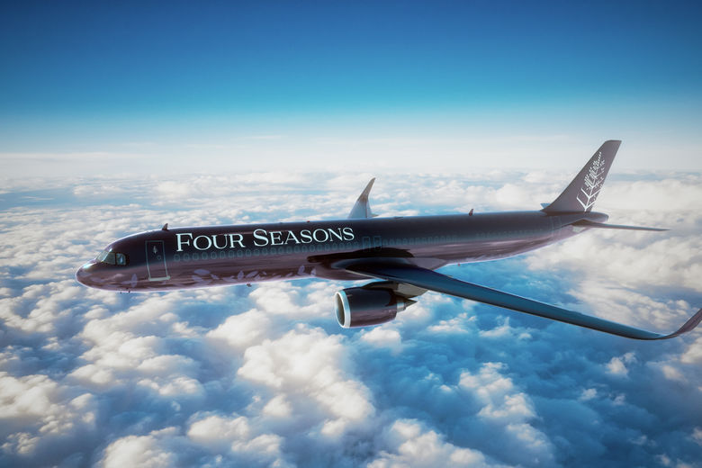 Four Seasons Hotels and Resorts Leads the Luxury Travel Evolution with Announcement of a New Custom Private Jet