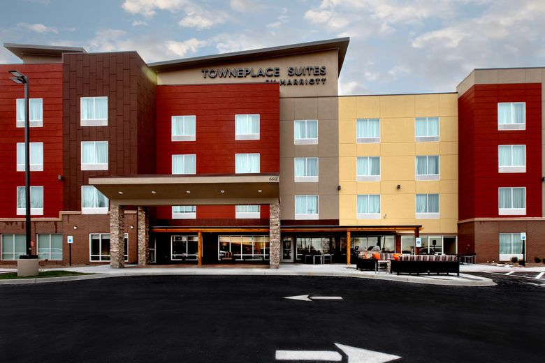 The New TownePlace Suites by Marriott at Louisville Airport