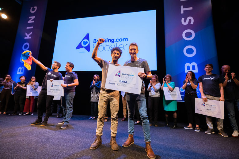 Booking.com Announces the Award Recipients of its 2019 Accelerator Program for Startups in Sustainable Tourism
