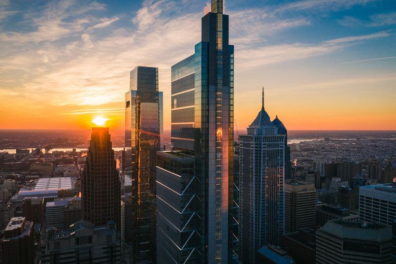 A Skyline Redefined Four Seasons Hotel Philadelphia At