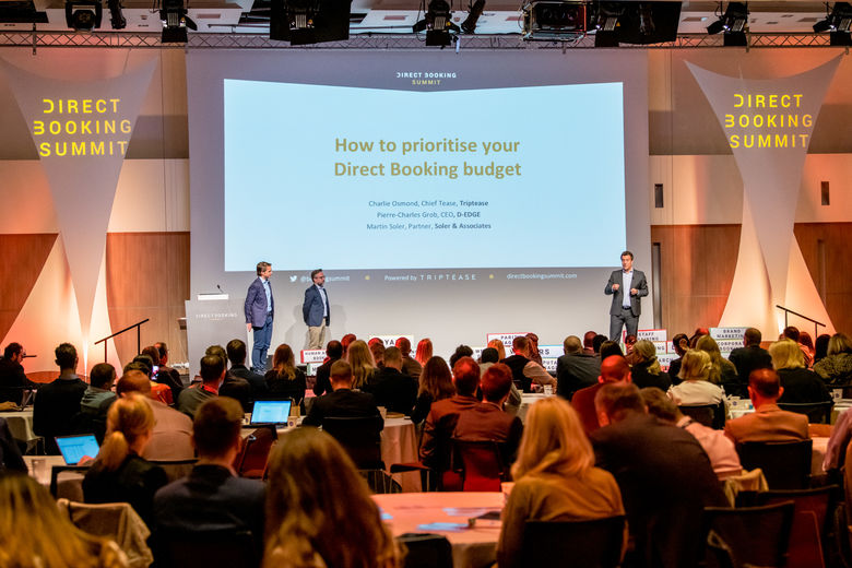 """Hotels have an extraordinary advantage over OTAs."" - DBS Paris 2019 Day One Wrap-Up"