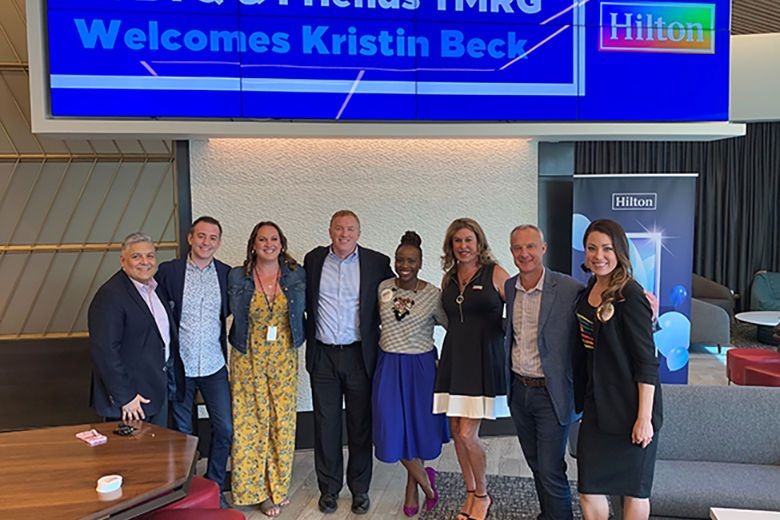 Celebrating Pride Month: Hilton Team Members Talk Diversity, Visibility and Allies with Civil Rights Activist Kristin Beck