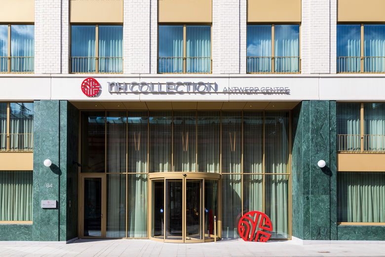 NH Hotel Group opens first hotel in Antwerp – Hospitality Net