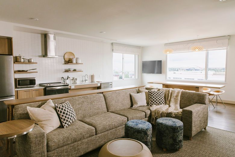 Element Hotels Debuts Innovative Communal Living Room Concept To