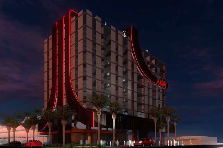 Atari Announces World-class Video Game-themed Atari Hotels - Hospitality Net