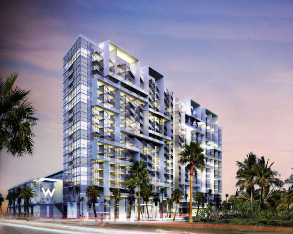 South Beach Hotels >> W Hotels Unveils W South Beach A Flagship Hotel For Miami On The