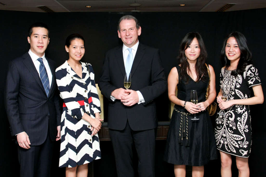 IHG committed to growth in Asia - Chief Executive Andrew Cosslett