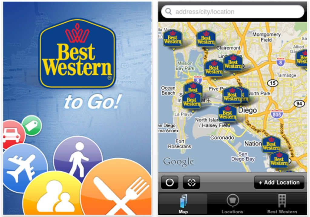 Best Western Introduces Iphone App Chain S First In Series Of Mobile Applications
