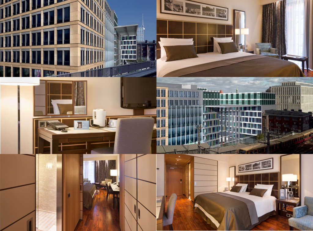Hotusa Opens Its First Five Star Hotel In Germany The Eurostars Berlin