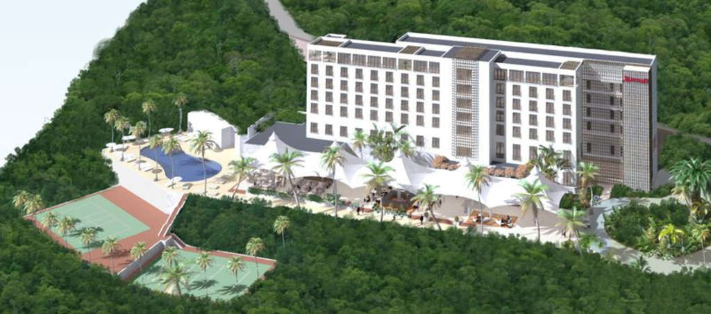 Marriott Hotels & Resorts to operate 173-Room hotel in Port