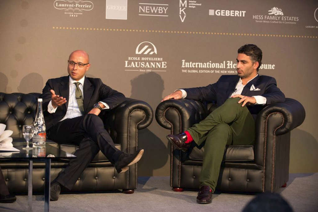 First World Luxury Index Hotels Launched at Ecole hôtelière de Lausanne (EHL)