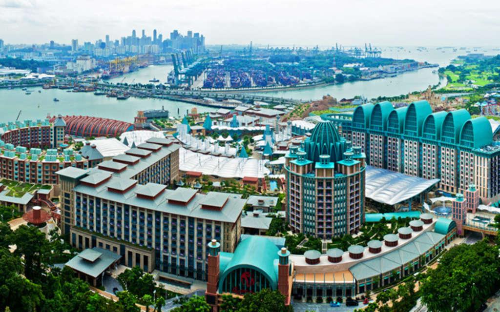 Resorts World Sentosa Singapore Installs InvoTech UHF-RFID Uniform System for 8 Hotels