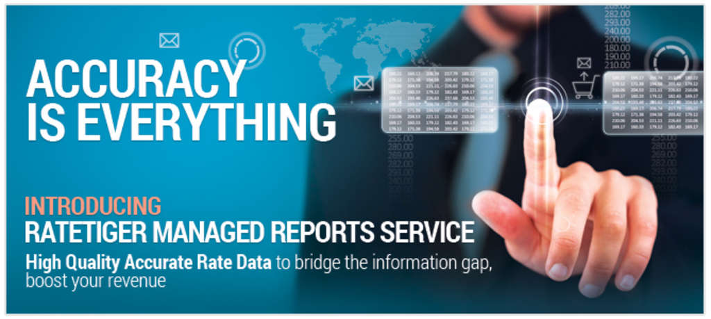 RateTiger Managed reports