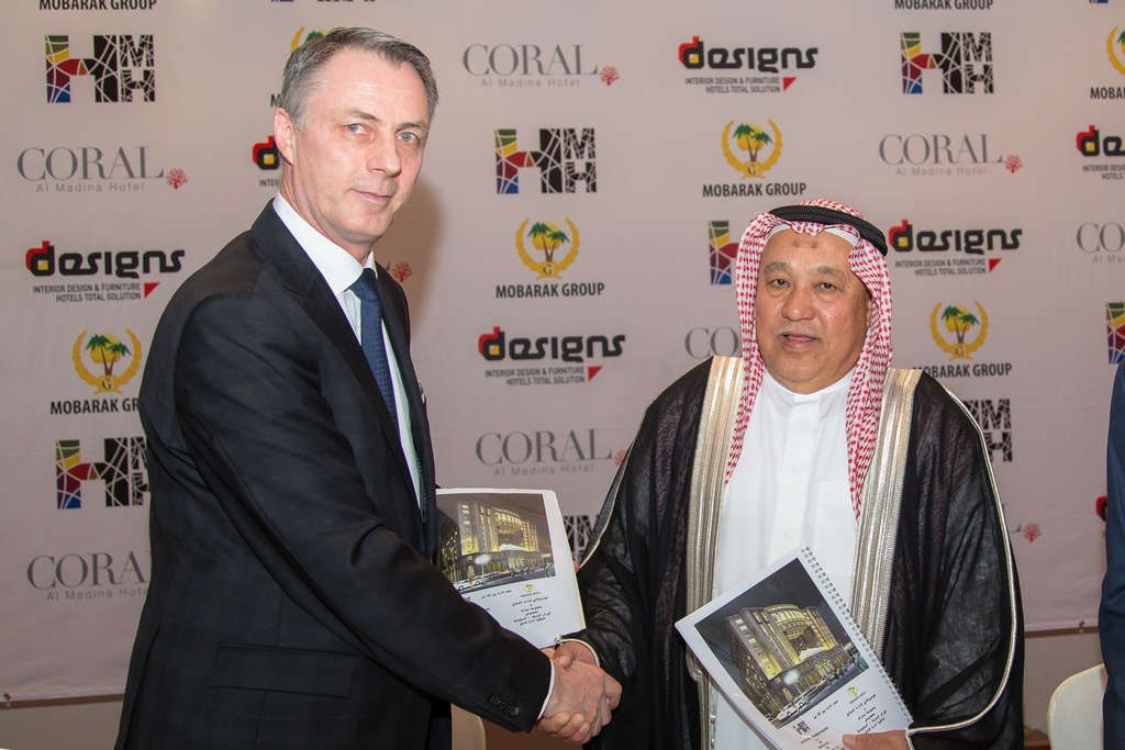HMH - Hospitality Management Holdings Signs 5-Star 'Coral Al