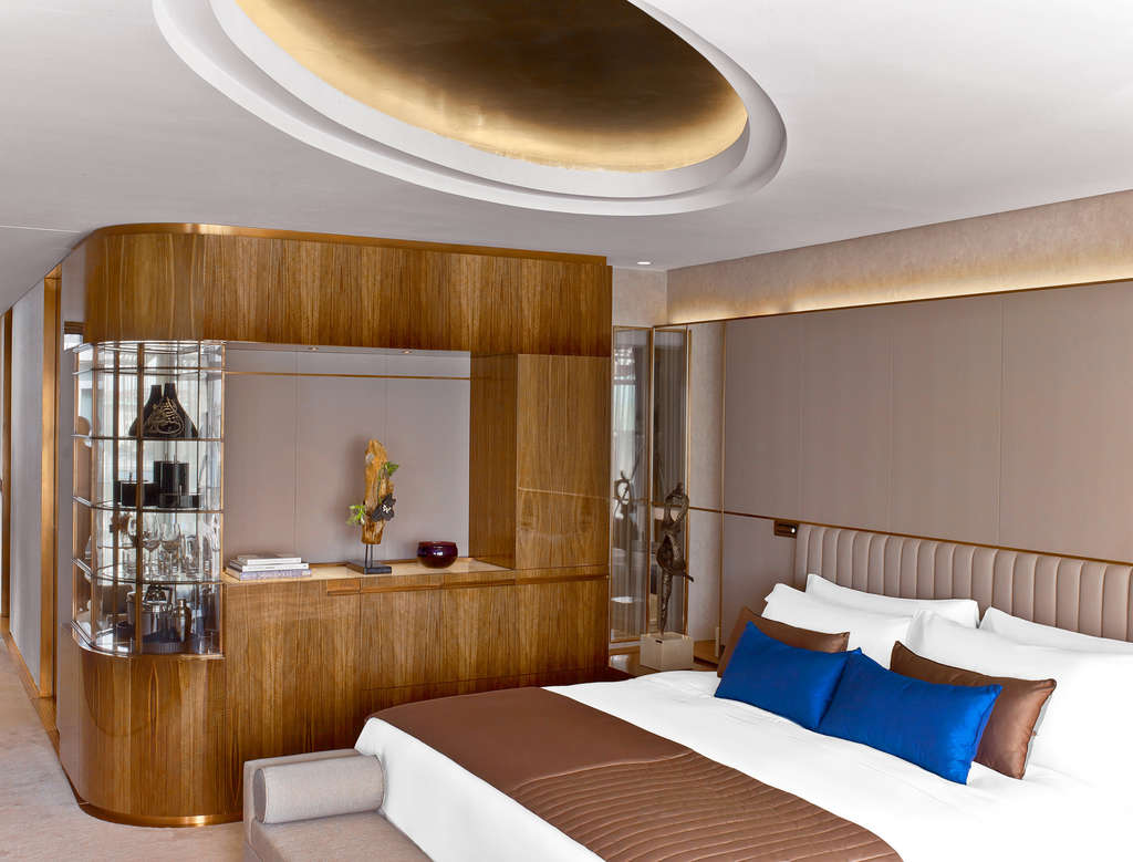 Petit Buffet Art Deco st. regis hotels & resorts to debut in turkey with a modern