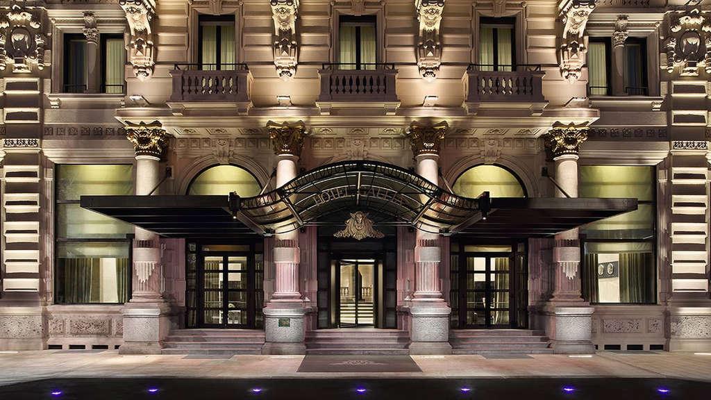Katara S Excelsior Hotel Gallia In Milan Opens