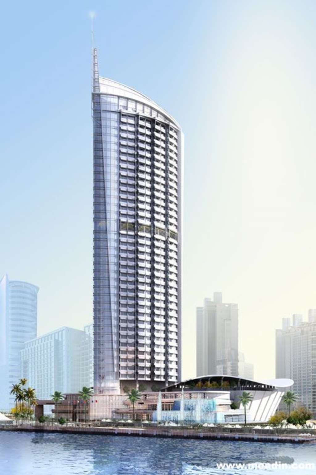 Langham Hospitality Group Marks First Foray Into Qatar With Real Estate Services Group To Develop Langham Place Hotel In Lusail City, Doha