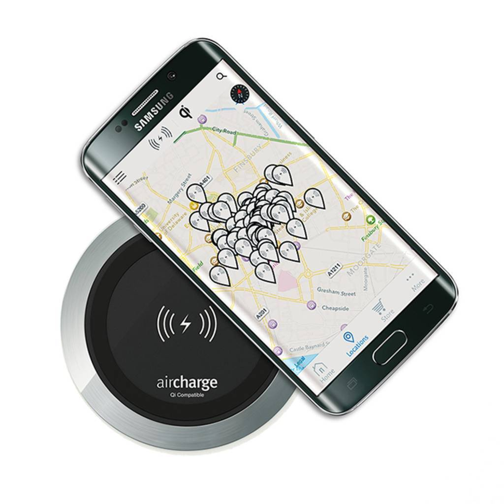 TeleAdapt Partner with Aircharge to bring Wireless Charging to Hospitality Venues
