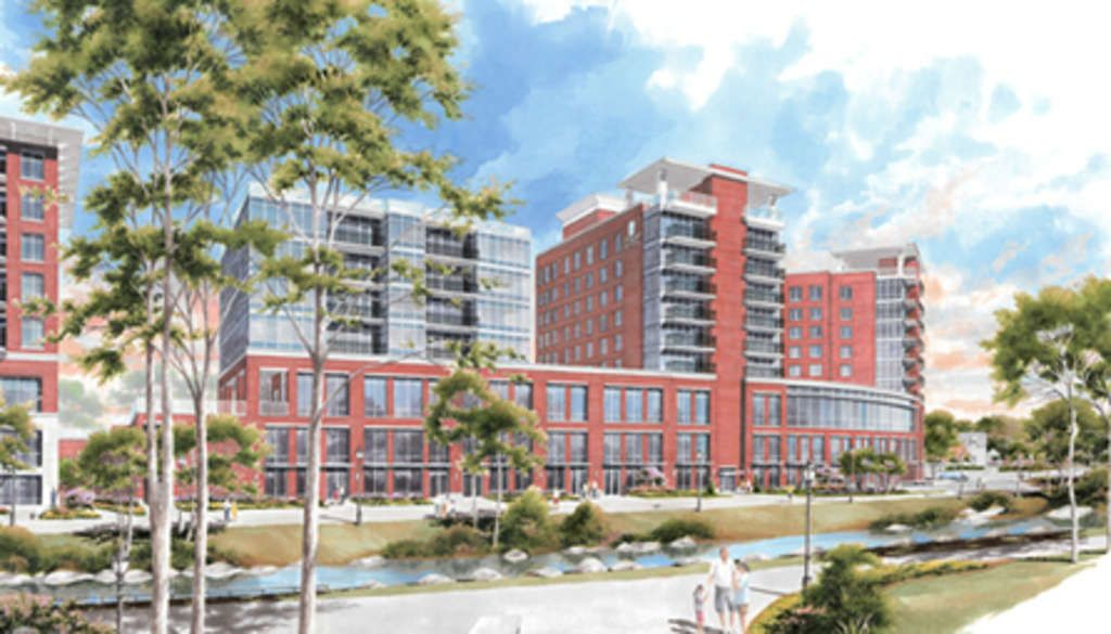 Embassy Suites by Hilton Debuts in Downtown Greenville