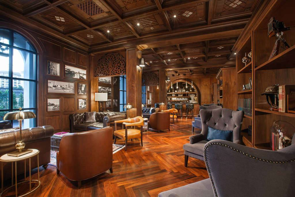 Ascott Opens Asia S First Unique Luxury Property Under The