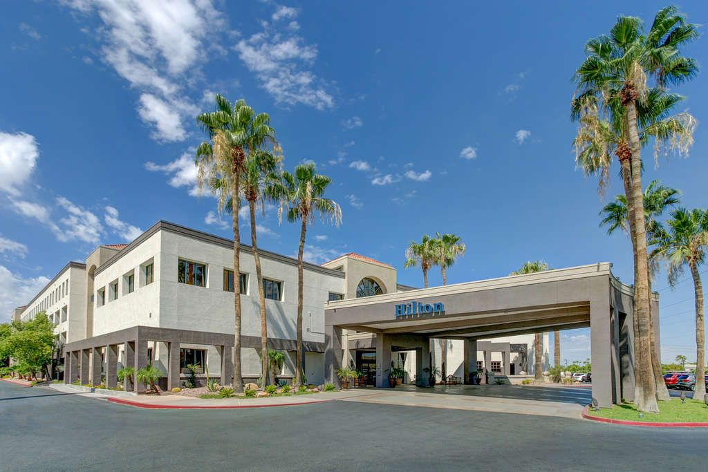 Heavlin Management Company Adds The Hilton Phoenix Airport