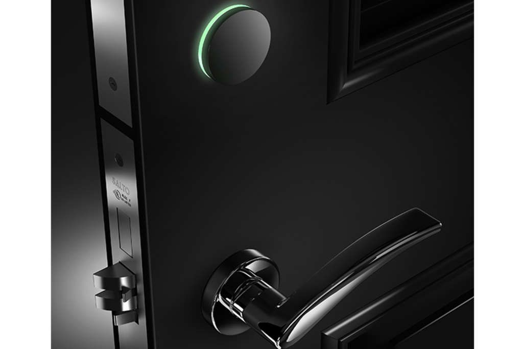 SALTO releases sleek new AElement Fusion electronic hotel