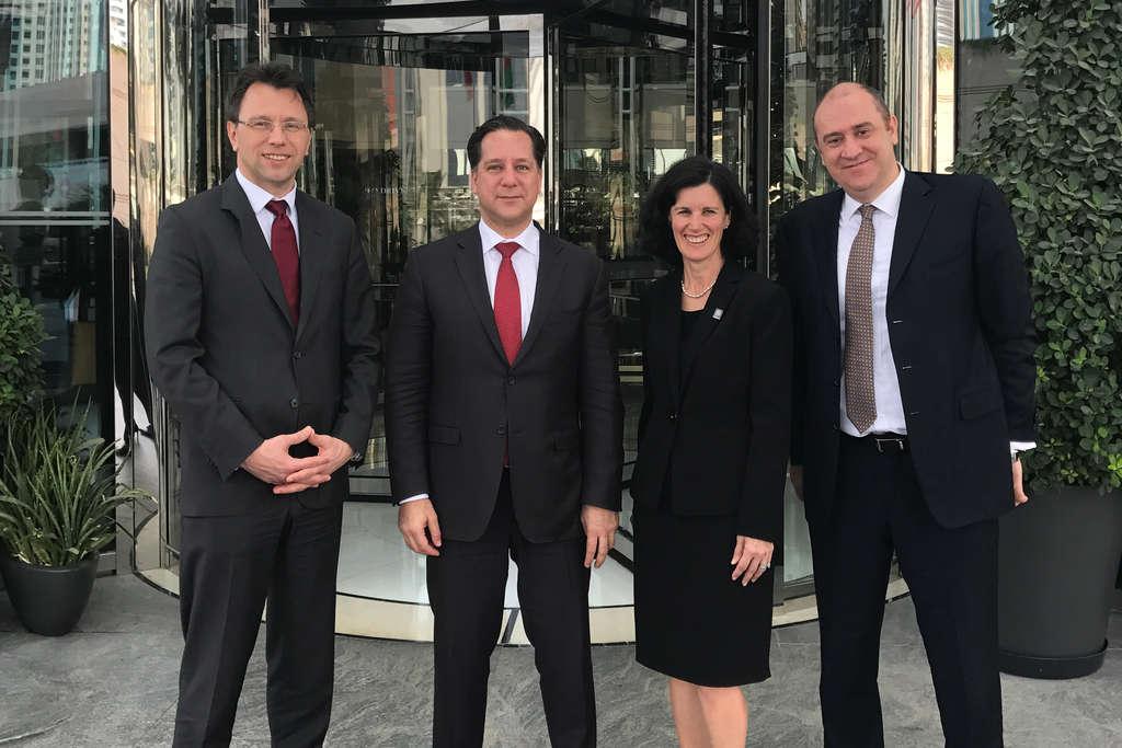"Hospitality Asset Managers Association (""HAMA"") Hosts 2017 Global Summit in Dubai"
