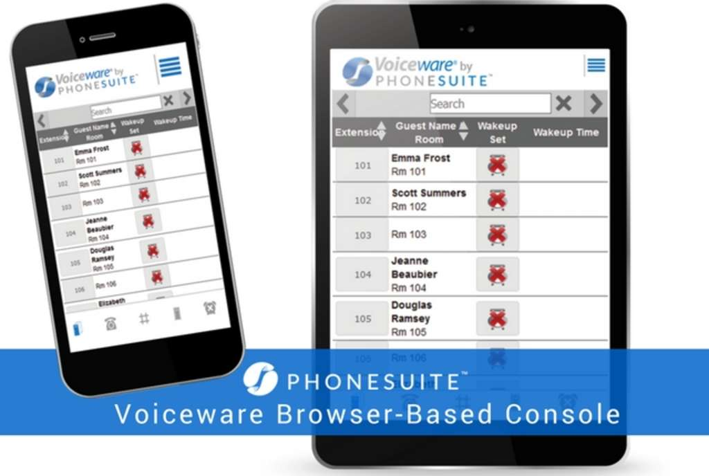 Phonesuite to Showcase Innovative Voiceware Browser-Based