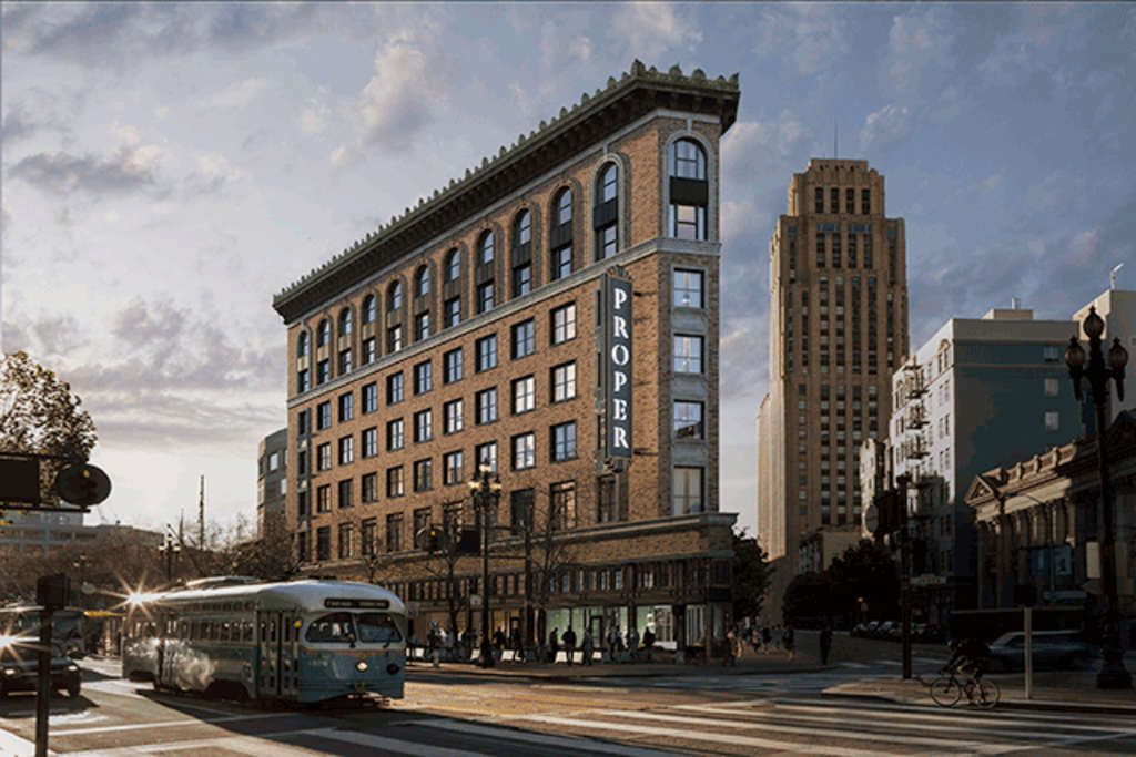 San Francisco Proper Hotel has officially opened – Hospitality Net