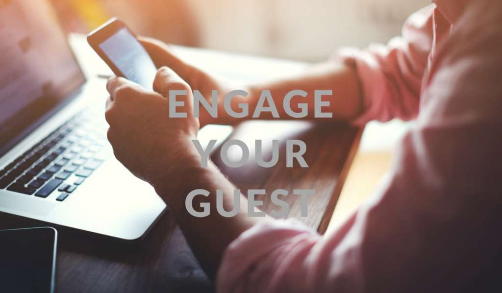 Engage your guest! easyHotels offers a fully automated and
