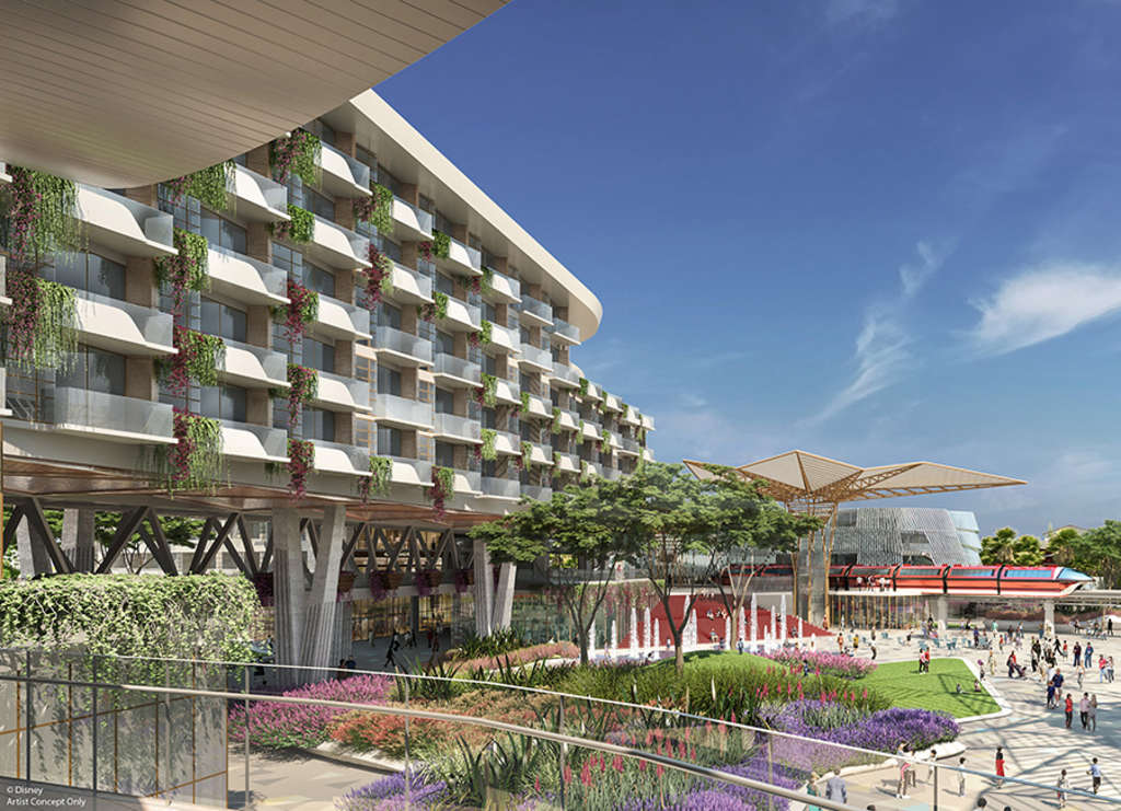 New Disney Hotel To Open In Anaheim Slated For 2021 Hospitality Net
