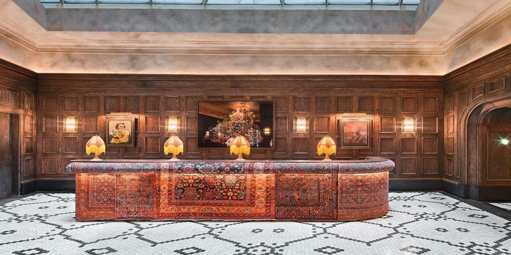 Beekman Hotel In Historic New York Building Is An Urban Treasure