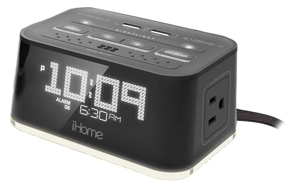 Hotel Technologies to Unveil New iHome Solutions at 'HX' with Double the AC/USB Charging Capability
