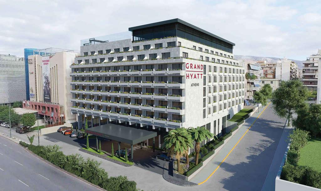 Grand Hyatt Athens Opens In Greek Capital Hospitality Net