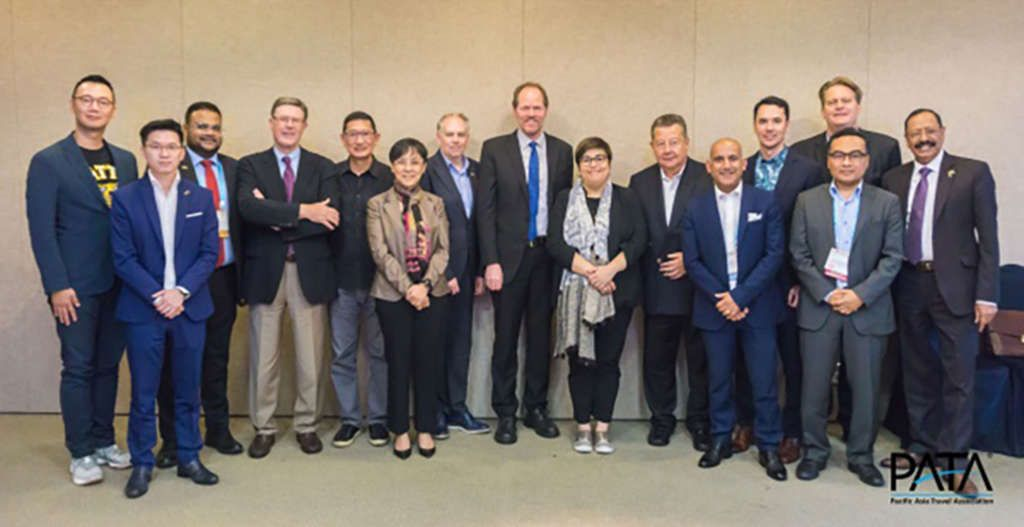 PATA elects new executive board
