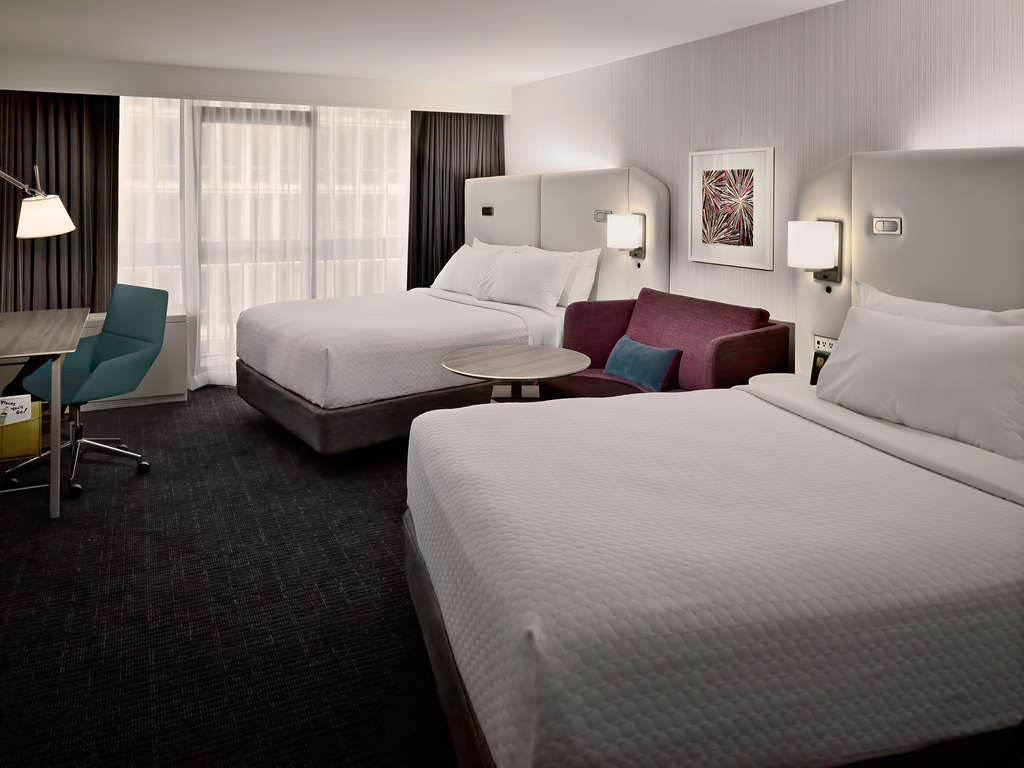 Crowne Plaza® Hotels & Resorts Awarded Patent For WorkLife Room