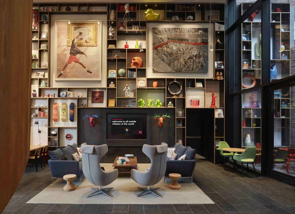 citizenM New York Bowery to Open in September 2018