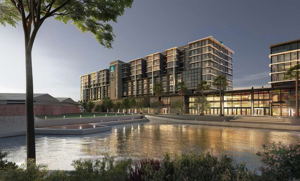 inégale en performance belle et charmante éclatant AC by Marriott Cape Town, Waterfront opening later this year ...