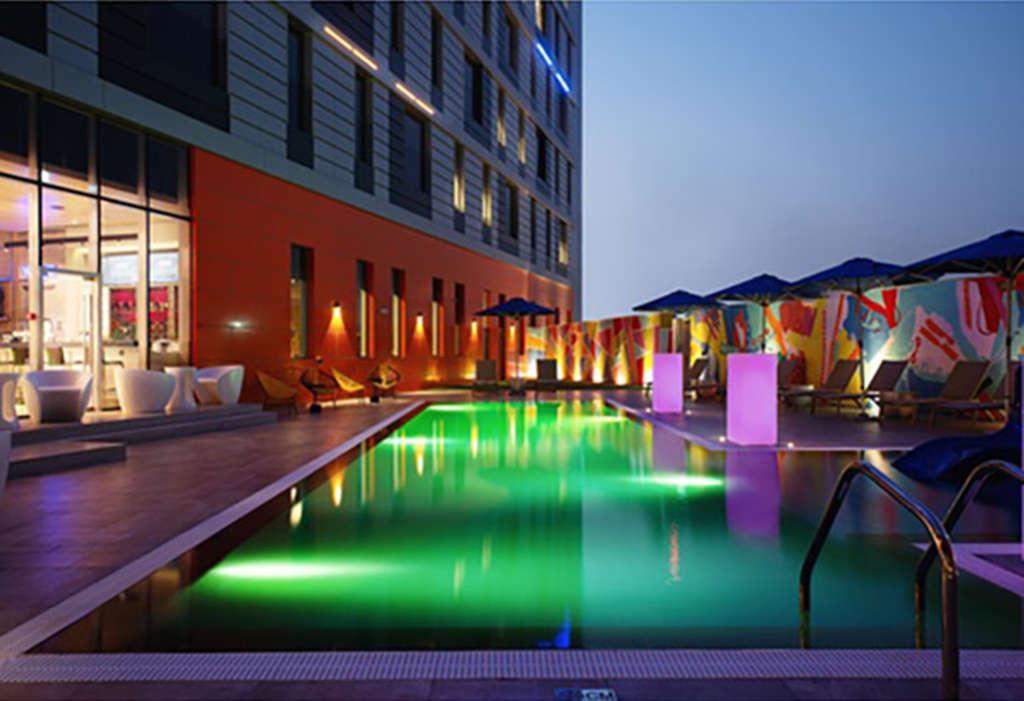 Marriott International Has Opened The Design-led Aloft Dubai
