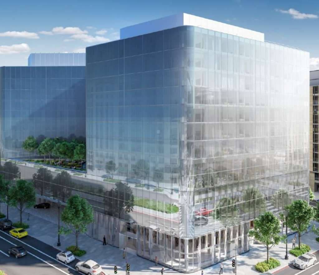 City Centre Dc: Conrad Washington, DC Set To Open February 2019 At