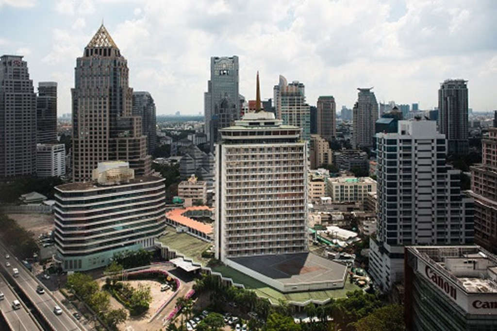 Dusit International And Silpakorn University Join Forces For An Exclusive Project To Preserve The Architectural And Artistic Heritage Of Dusit Thani Bangkok