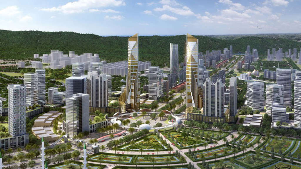 Mövenpick Hotel & Residences Capital Smart City Islamabad To